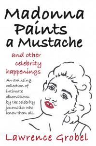 Madonna Paints a Mustache