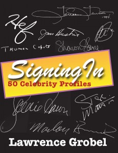 Signing In: 50 Celebrity Profiles